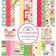 Christmas Magic 12x12 Paper Pack