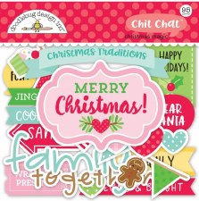 Christmas Magic Die Cuts- Chit Chat
