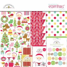 Christmas Magic 12x12 Essentials Kit