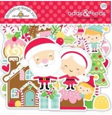 Christmas Magic Die Cuts- Odds & Ends