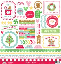 Christmas Magic Stickers- This & That