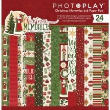 Christmas Memories 6x6 Paper Pad