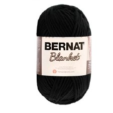 Bernat Blanket Yarn- Coal