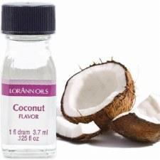 Oil Flavoring, 1fl dram- Coconut