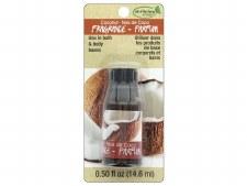 Soap Fragrance, .5oz- Coconut