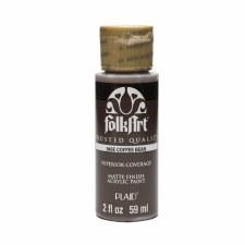 FolkArt 2 Oz. Acrylic Paint- Coffee Bean
