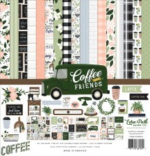 Coffee & Friends Collection Kit