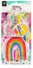 Vicki Boutin Color Study Ephemera Die Cuts