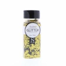2oz. Confetti Glitter- Shredded Gold