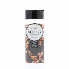 2oz. Confetti Glitter- Maple Leaves