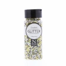 2oz. Confetti Glitter- Stars, Silver & Gold