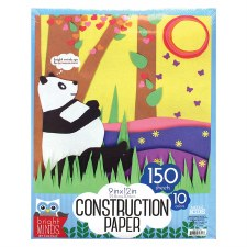 "9""x12"" Construction Paper Pack, 150ct"