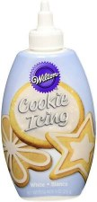 Cookie Icing- White