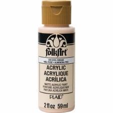 FolkArt 2 Oz. Acrylic Paint- Cool Bisque