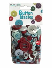 Button Basics- Cool Winter