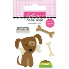Cooper Bella-Pops Stickers- Cooper