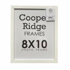 8x10 Cooper Ridge Frame - White