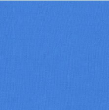 "Kona Cotton 44"" Fabric- Blues- Copen"