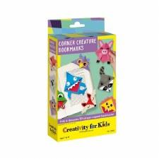 Creativity for Kids Mini Kits- Corner Creature Bookmarks