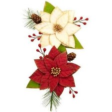 Christmas in the Country Flowers- Sleigh Ride