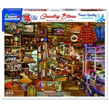 Country Store - 1,000 Piece Puzzle