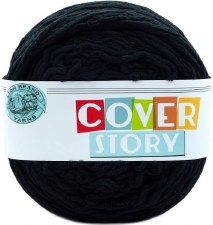 Cover Story Yarn- Ebony
