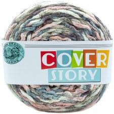 Cover Story Yarn- Emery