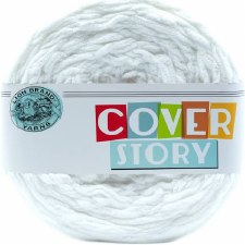 Cover Story Yarn- Snow