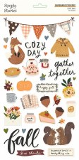 Cozy Days Chipboard