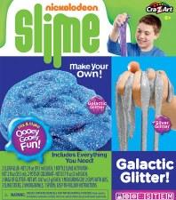 Cra-Z-Art Slime Making Kit- Galactic Glitter