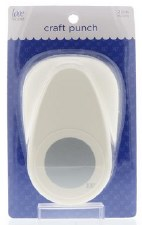 """Lever Craft Punch- Circle, 2.5"""""""