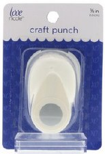 Lever Craft Punch- Circle, 5/8""
