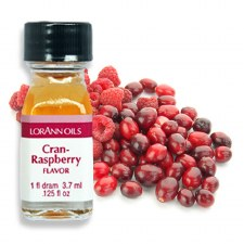 Oil Flavoring, 1fl dram- Cran-Raspberry