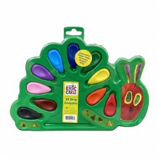 World of Eric Carle Grip Crayons, 10ct