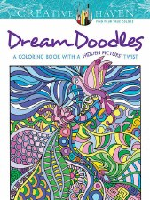 Creative Haven Adult Coloring Book- Dream Doodles