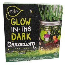 Creative Roots- Glow in the Dark Terrarium