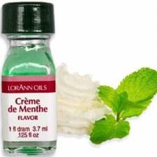 Oil Flavoring, 1fl dram- Creme de Menthe
