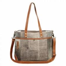 Myra Messenger Bag- Cross Edge