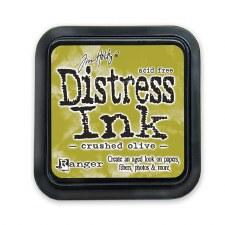 Tim Holtz Distress Ink- Crushed Olive Ink Pad