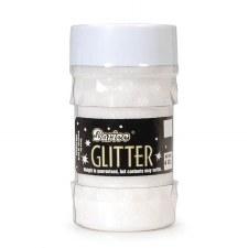 Darice Glitter 4 oz. Jar- Crystal