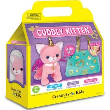 Creativity for Kids Craft Kit- Cuddly Kitten