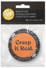 Halloween Baking Cups, Creep it Real, 75ct