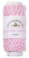 Doodlebug Doodle Twine- Cupcake