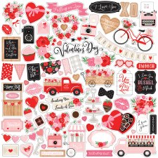 Cupid & Co. Sticker Sheet