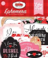 Cupid & Co. Ephemera Die Cuts