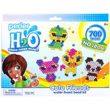 Perler H2O Fused Bead Kit- Cute Friends