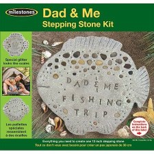 Stepping Stone Kit- Dad & Me