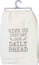 Dish Towel- Daily Bread