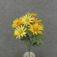 """Daisy Bush, 18""""- Yellow"""