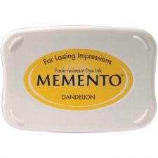 Memento Dye Ink Pad- Dandelion
